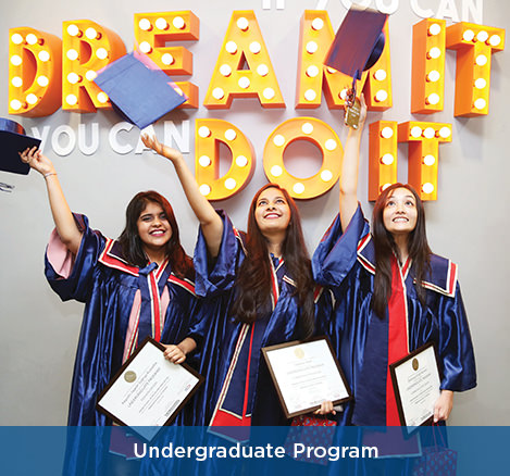Undergraduate Program Students