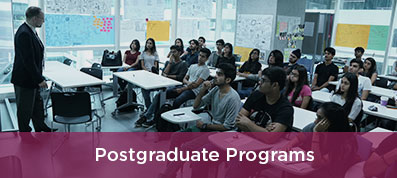 Post Graduate Program Students – ISDI